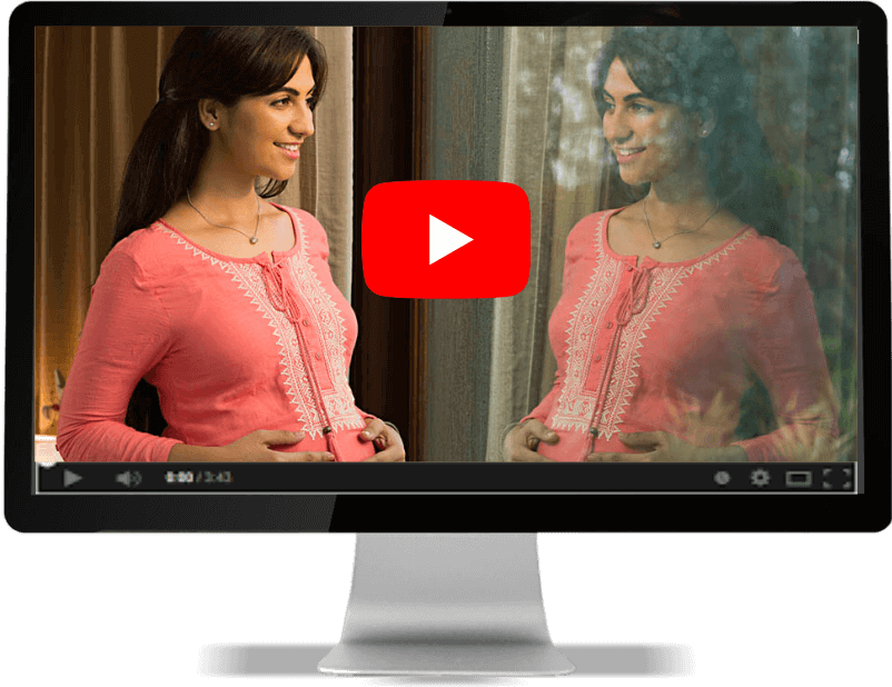 Krishna Coming video