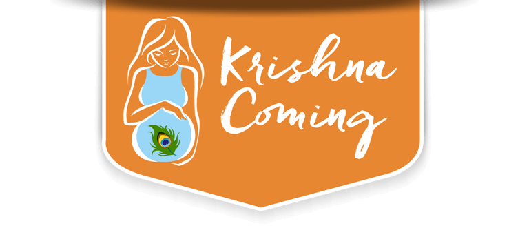 Krishna Coming